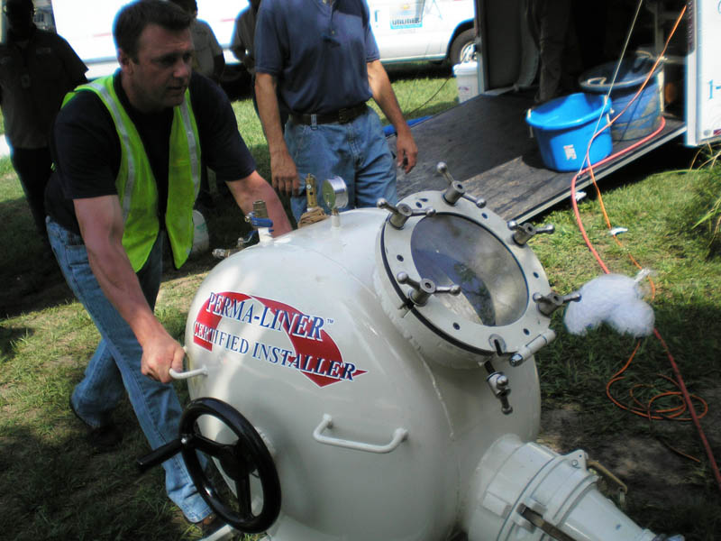 Trenchless Pipe Lining Seattle