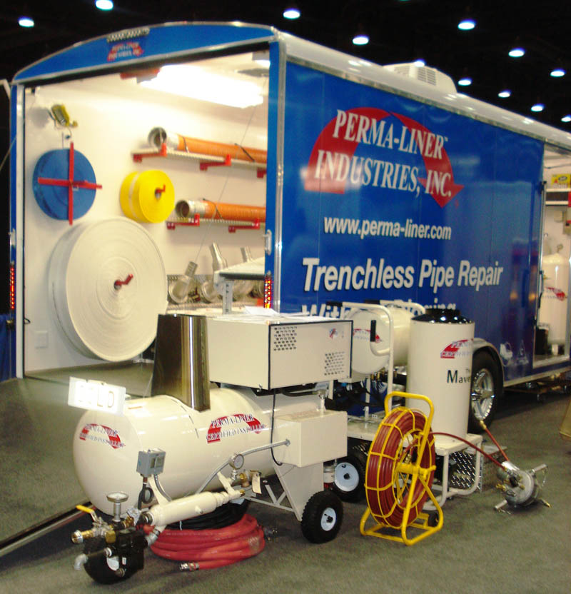Trenchless Pipe Repair Seattle