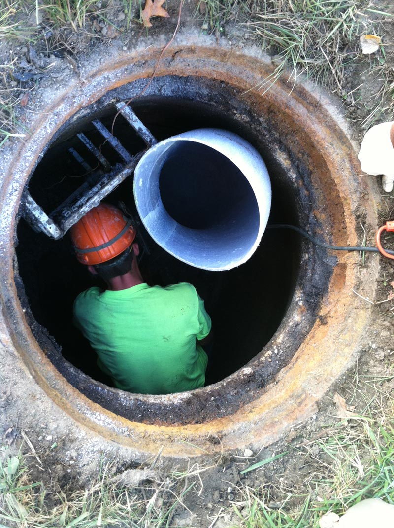 In-house labor when it comes to water and sewer maintenance